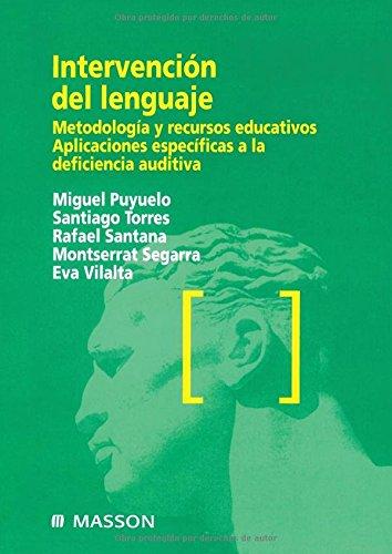9788445822272: Intervención del lenguaje (Spanish Edition)