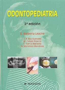 9788445823491: Odontopediatría