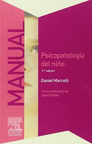 9788445824290: Manual de psicopatología del niño