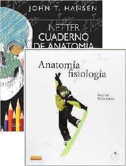 9788445826836: Pack Hansen - Patton Anatomía, 1e