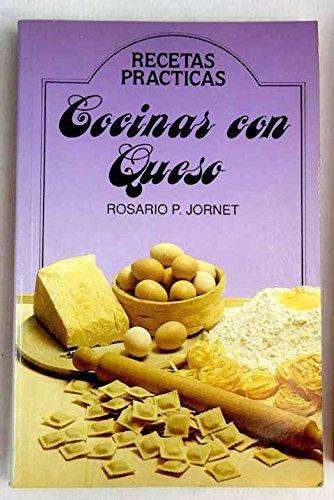 9788445901274: Cocinar con queso