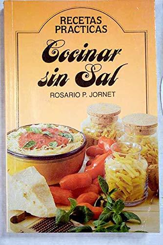 9788445901397: Cocinar sin sal