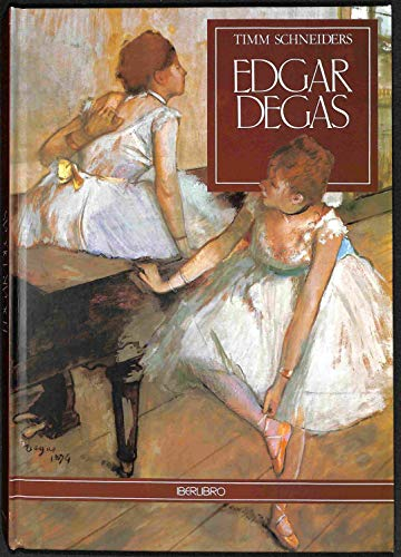 9788445904527: Edgar degas (Arte (editors))