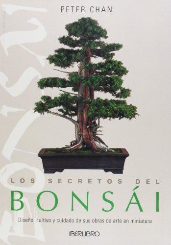 9788445908136: Los secretos del bonsái