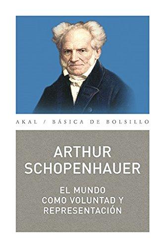 El Mundo Como Voluntad y Representacion (Spanish Edition): ARTHUR SCHOPENHAUER