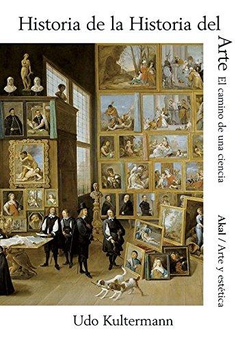 9788446004370: Historia de La Historia del Arte (Spanish Edition)