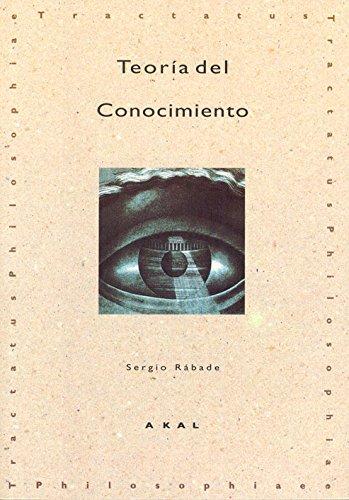 Teoria del Conocimiento (Tractatus Philosophiae): Sergio Rabade Romeo