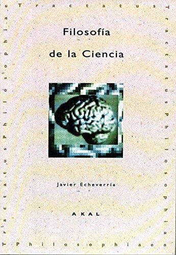 9788446005513: Filosofia de la ciencia / Philosophy of Science (Tractatus Philosophae) (Spanish Edition)