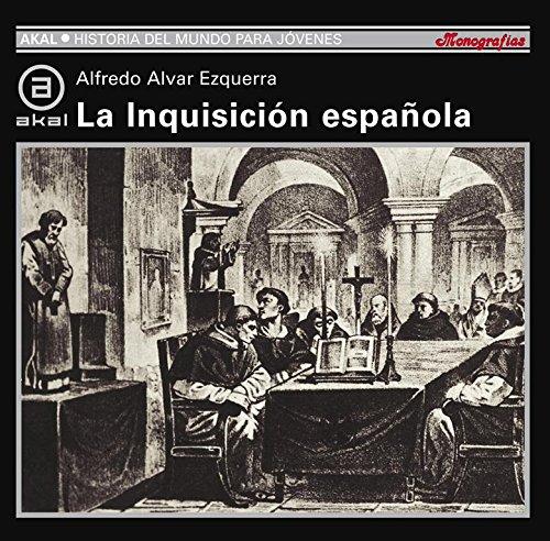 9788446006152: La Inquisición Española (Historia del mundo para jóvenes)