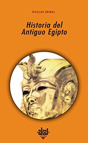 9788446006213: Historia del Antiguo Egipto (Universitaria)