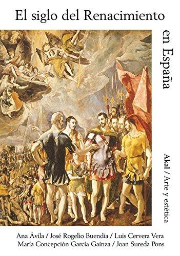 Historia del arte espanol (Arte y estetica): ANA AVILA -
