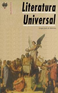 9788446009474: Literatura Universal Bachillerato (Enseñanza bachillerato) - 9788446009474