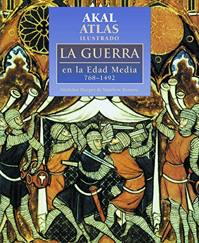9788446009641: Atlas ilustrado de la guerra (Atlas ilustrados)