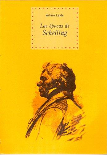 9788446010036: Las épocas de Schelling