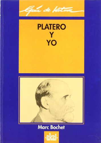 9788446010319: Guía de lectura de Platero y yo