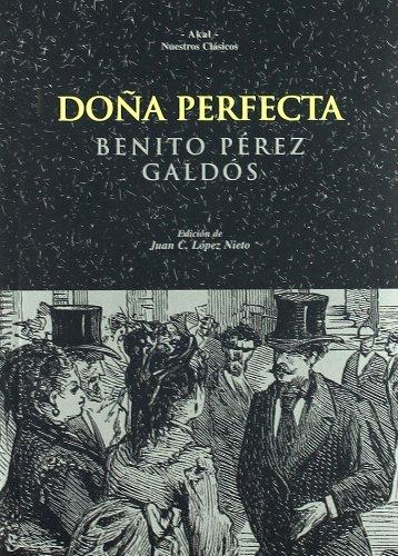 9788446010548: Doña Perfecta (Nuestros clásicos)