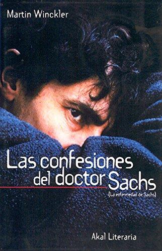9788446011576: Las confesiones del doctor Sachs (Literaria)