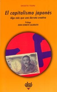 9788446011866: El capitalismo japonés (Universitaria)