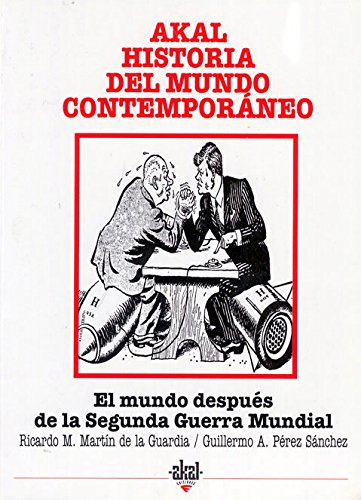 Mundo despues de la Segunda guerra mundial: Sanchez, Guillermo Angel