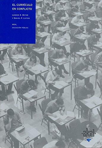 9788446012726: El currículo en conflicto (Educación pública)