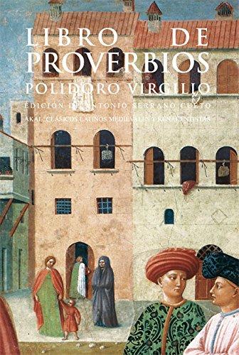 9788446013167: Libro de los proverbios/ Book Of The Proverbs (Spanish Edition)