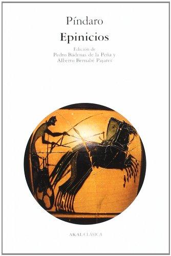 9788446013785: Epinicios / Epinicion (Clasica) (Spanish Edition)