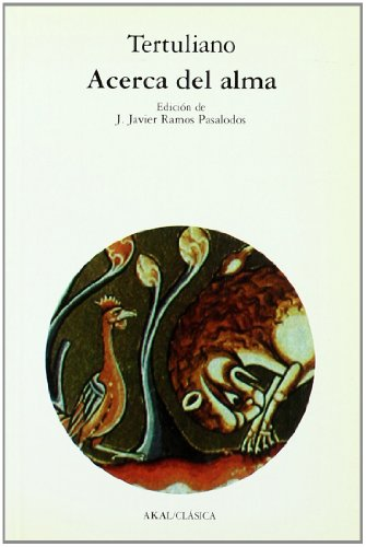 9788446015161: Acerca del alma/ About the Soul (Clasica/ Classic) (Spanish Edition)