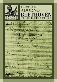 9788446015376: Beethoven: Filosofia de la musica / Philosophy of music (Spanish Edition)