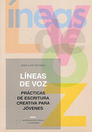 9788446015758: Líneas de voz (Materiales de lengua y literatura)