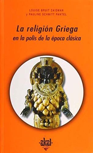 9788446016984: La religion griega / Greek Religion (Universitaria) (Spanish Edition)