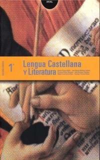 9788446017110: Bachillerato 1º Lengua Castellana y Literatura.