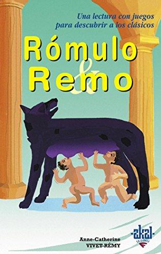 ROMULO Y REMO: VIVET-RÉMY, Anne-Catherine