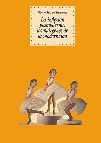LA INFLEXION POSMODERNA:LOS MARGENES DE LA MODERNIDAD: RUIZ DE SAMANIEGO, Alberto