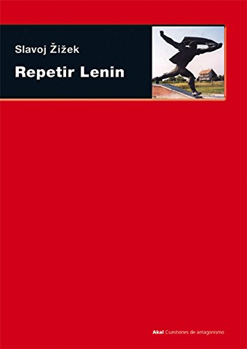 9788446018605: Repetir Lenin (Cuestiones de antagonismo)