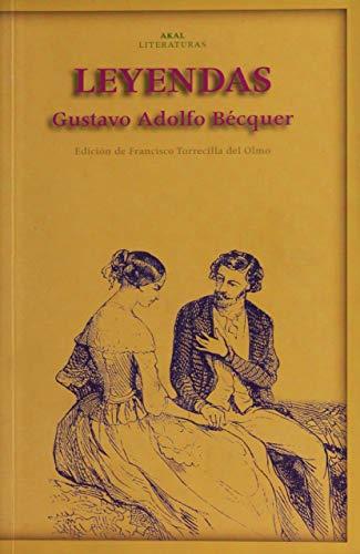 LEYENDAS: BÉCQUER, Gustavo Adolfo (Sevilla, Andalucia)