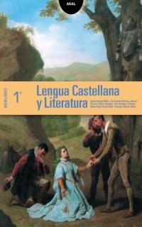 9788446020196: Lengua castellana y literatura, 1 Bachillerato