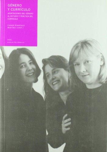 9788446020585: Genero y curriculo / Gender and Curriculum (Educacion Publica) (Spanish Edition)