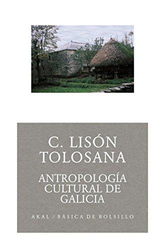 9788446021629: Antropología cultural de Galicia (Básica de Bolsillo)