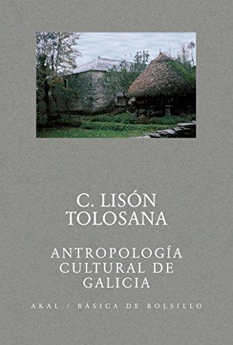 9788446021742: Antropología cultural de Galicia