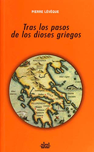 9788446022480: Tras los pasos de los dioses griegos/ In the Footsteps of the Greek Gods (Spanish Edition)