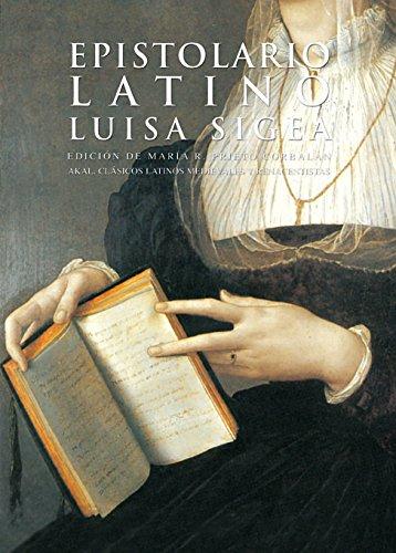 Epistolario latino / Latin Epistolary (Paperback) - Luisa Sigea