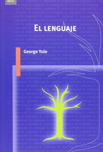 9788446022817: El lenguaje / The Study of Language (Spanish Edition)