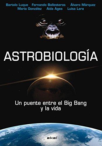 9788446023067: ASTROBIOLOGIA