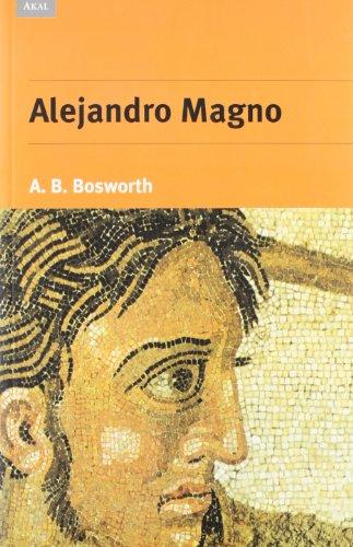 9788446023081: Alejandro Magno (Historia)
