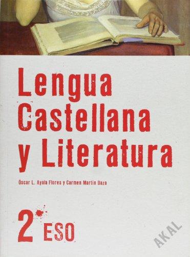 9788446023258: LENGUA CASTELLANA Y LITERATURA 2¬ESO 08