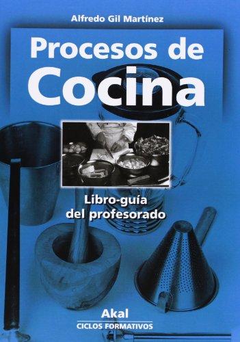9788446023401: Procesos de cocina (Ciclos formativos)