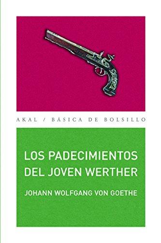 9788446024033: Los padecimientos del joven Werther (Básica de Bolsillo)