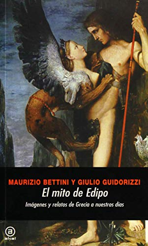 9788446024309: El mito de Edipo (Universitaria)