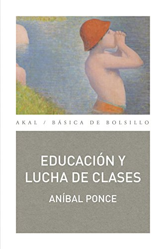 9788446024316: Educación y lucha de clases (Básica de Bolsillo)
