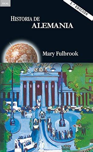 9788446024392: Historia de Alemania / History of Germany (Akal / Historia) (Spanish Edition)
